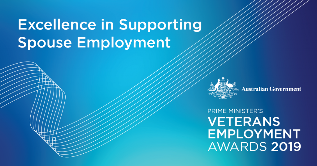 Veterans Employment Award 2019