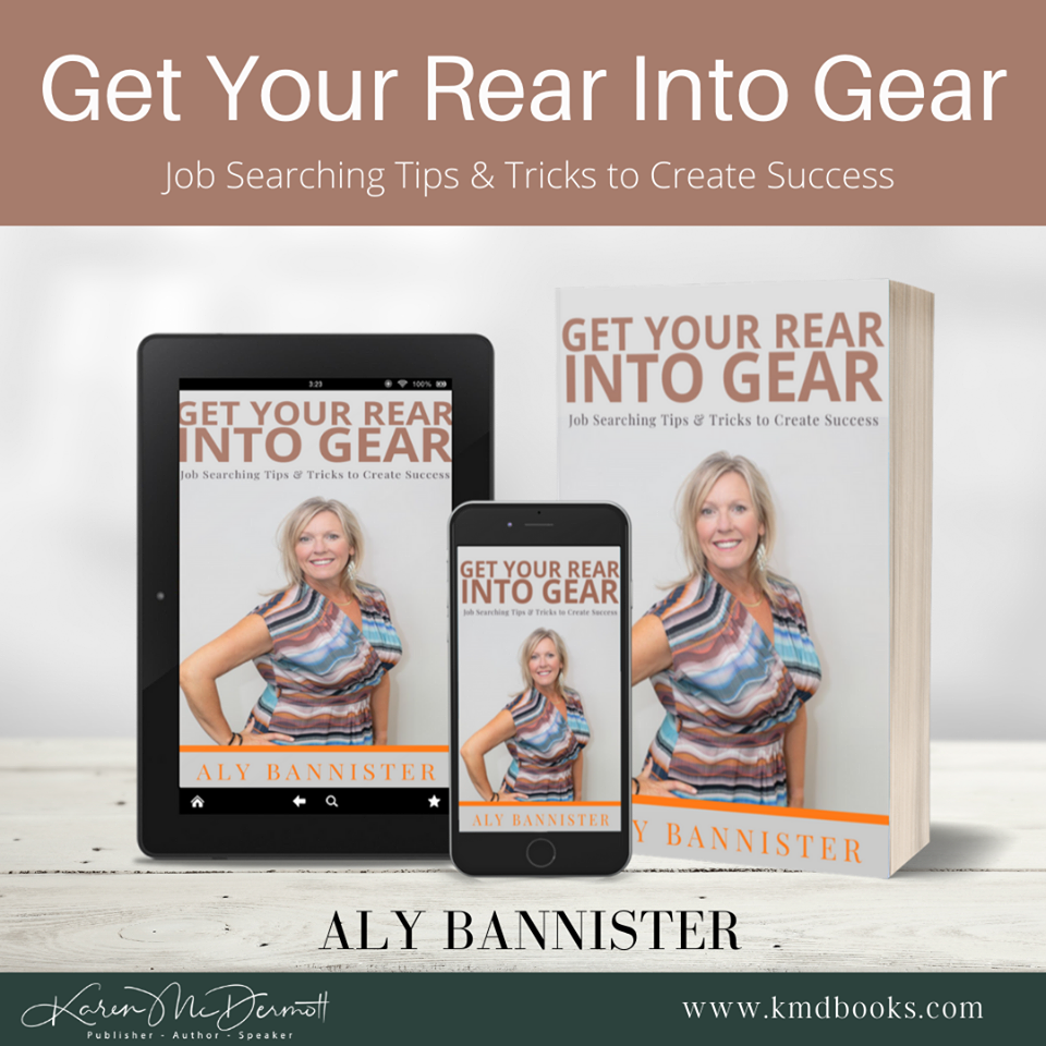 Get Your Rear Into Gear Book by Alison Bannister